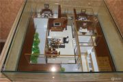 富力城英伦庄园2室2厅2卫117平方米户型图