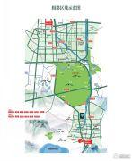 相郡交通图