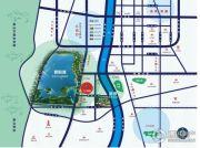 丰沃悦湖城交通图