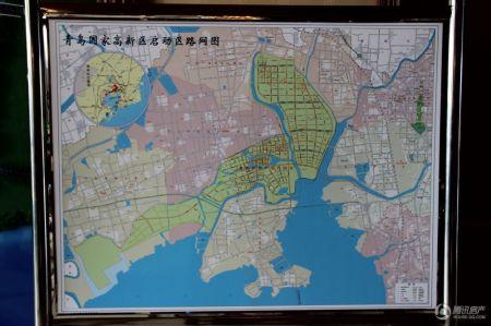 葫芦岛玉墅湾位置图