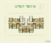 创业・齐悦花园三期2室2厅1卫0平方米户型图