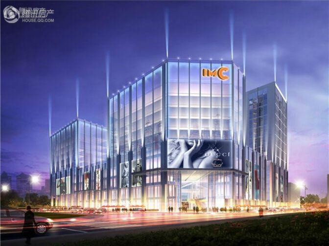 IMC国际广场图效果