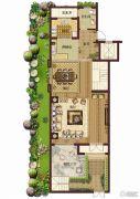 紫岸1室2厅1卫0平方米户型图