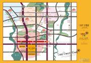 圣世金鼎城交通图