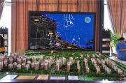上海滩花园规划图