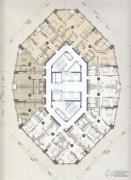 凯德国贸0室0厅0卫0平方米户型图