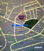 长庆小时代交通图