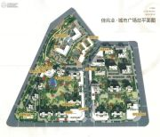 佳兆业城市广场规划图