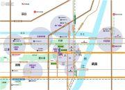 美好广场交通图