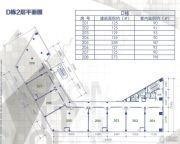 万科云城0平方米户型图