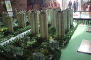 沧州恒大城沙盘图