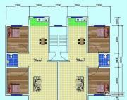 如意家园0室0厅0卫0平方米户型图