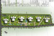 温莎湖畔庄园规划图