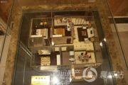 金业・御湖豪庭3室2厅2卫0平方米户型图