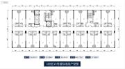 东原世界时26室3厅3卫0平方米户型图