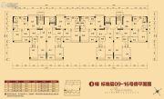 虹�Z湾北区86--89平方米户型图