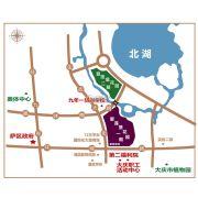 高地・爱莲堡花园交通图
