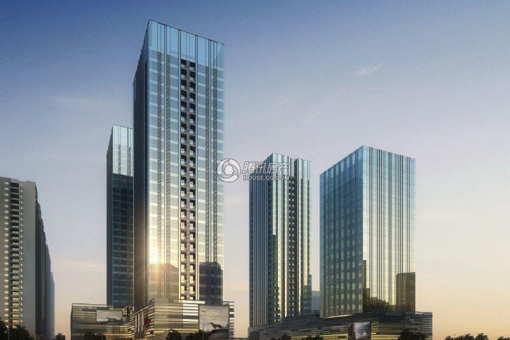 桂林恒大广场效果图图片