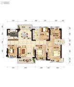 碧桂园・龙熹山5室2厅2卫143平方米户型图