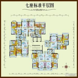 锦绣半岛_腾讯房产