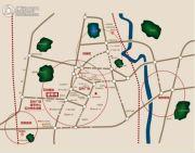 翡翠湾花园交通图