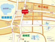 中海世纪公馆交通图