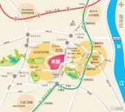 金融街金悦熙城交通图