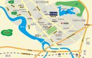 恒大御湖城交通图