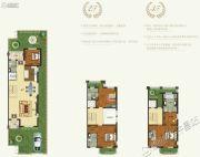 恒达北海龙城4室2厅4卫264平方米户型图