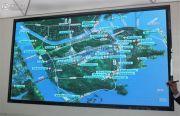 横琴・珠江湾交通图