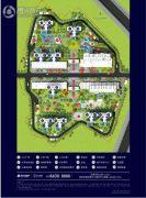 时代倾城规划图