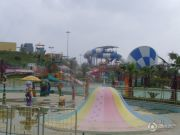 桂林罗山湖国际旅游休闲度假区外景图