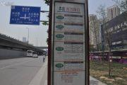 中铁立丰城市生活广场交通图