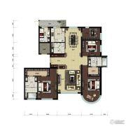 天润福熙大道3室0厅0卫251平方米户型图