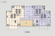 永和龙子湖广场0平方米户型图