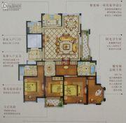 仙降中央首府4室2厅3卫0平方米户型图