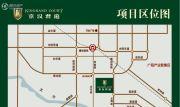 京汉・君庭(廊坊)交通图