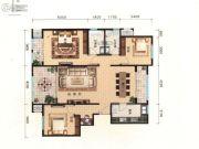 首开・国风海岸0室0厅0卫0平方米户型图