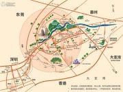 保利・阳光城交通图
