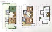 大理王宫别院3室1厅3卫110平方米户型图