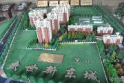 盛世新东城二期沙盘图
