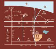 龙湾华府交通图