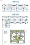 广州国际空港中心0平方米户型图