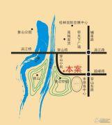 兴达・江山领秀交通图