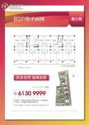 鑫苑・鑫中心0平方米户型图
