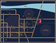 海景名苑交通图