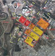 富力城规划图