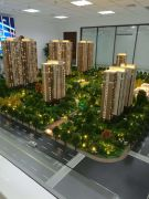 东方理想城实景图