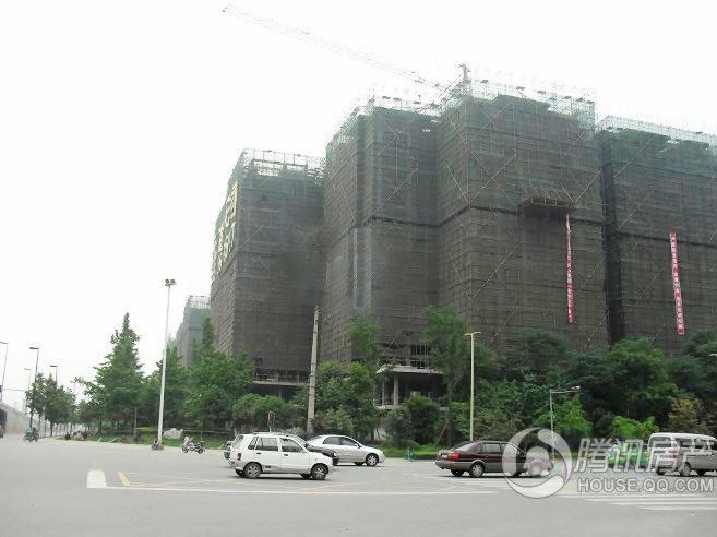 元益花园一期施工进度实景图(2010.05)