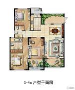 君悦豪庭4室2厅2卫0平方米户型图